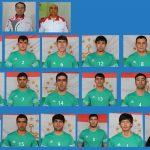 فدراسیون هندبال تاجیکستان ترکیب تیم ملی هندبال - اوستا را اعلام کرد