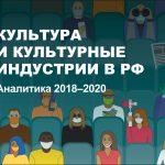 """در یک میز گرد در """"Rossiyskaya Gazeta"""" اطلاعات مربوط به از دست دادن صنایع فرهنگی در سال 2020 را نشان می دهد"""